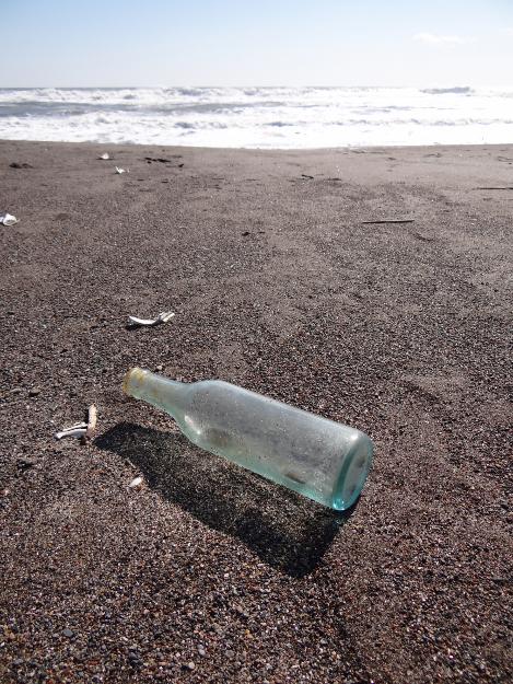 ひと足早すぎる春を探して―白糠・恋問海岸