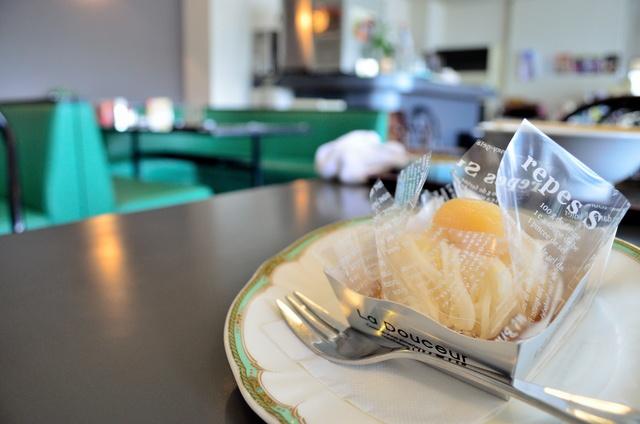 留辺蘂発! 諦めない心から生まれた「白花豆のモンブラン」を食べよう!