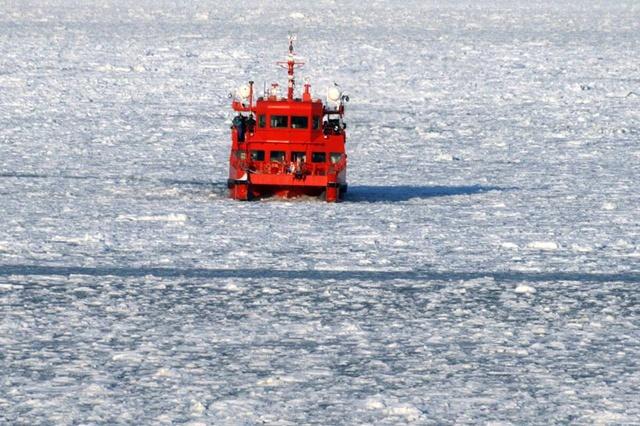 日本で唯一!流氷砕氷船ガリンコ号Ⅱ船長に聞く ガリンコ号の今昔