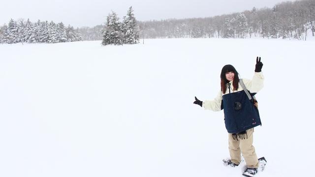 冬の知床五湖は一体どうなってるの?今年初実施のエコツアーを体験!