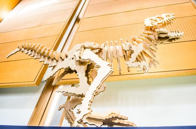 約550万年前の巨大な樹木の化石は必見!遠軽町「木楽館」