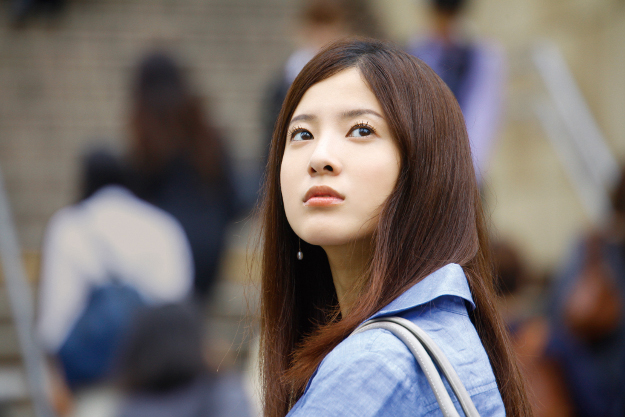 大人気純愛コミックス待望の映画化「僕等がいた」