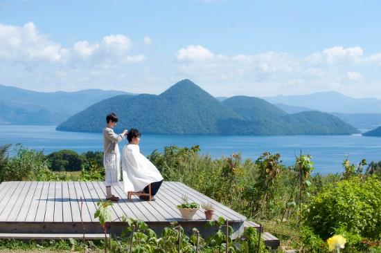 洞爺湖が舞台 映画『しあわせのパン』2012年1月公開