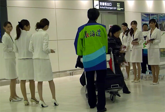 新千歳空港国際線旅客ターミナルビルオープン!