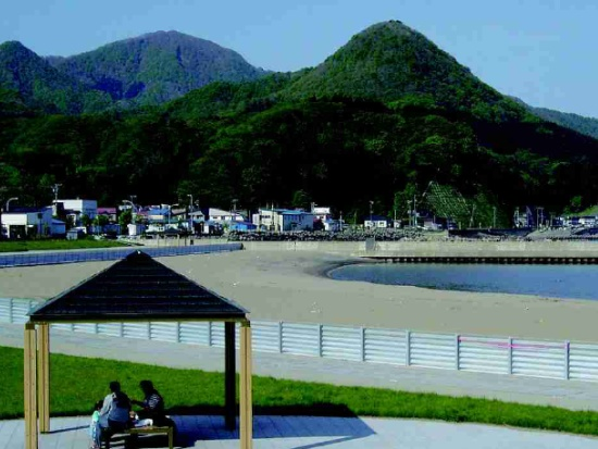 道南最大級の人工海水浴場「海峡横綱ビーチ」がオープンへ