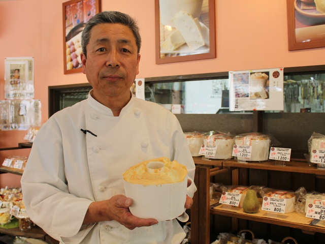「豆乳しふぉん」はじめ体に優しいお菓子がずらり『函館おたふく堂』