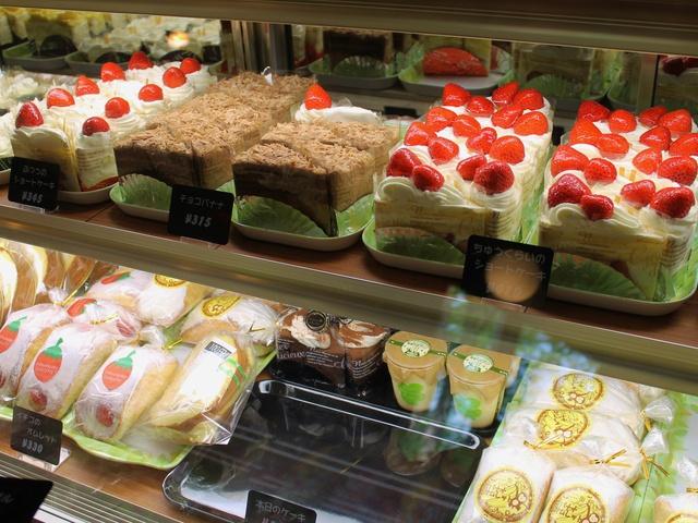 人気集める大粒『はこだて恋いちご』―ソフトクリームやケーキも好評