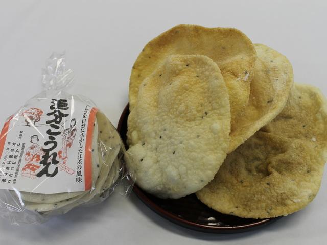 江差地方の郷土菓子「こうれん」って何?その美味しい食べ方とは?