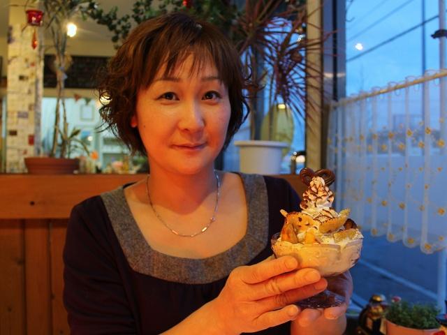 じゃがいも+パフェ!? 函館の「じゃがパフェ」が美味しいと話題!