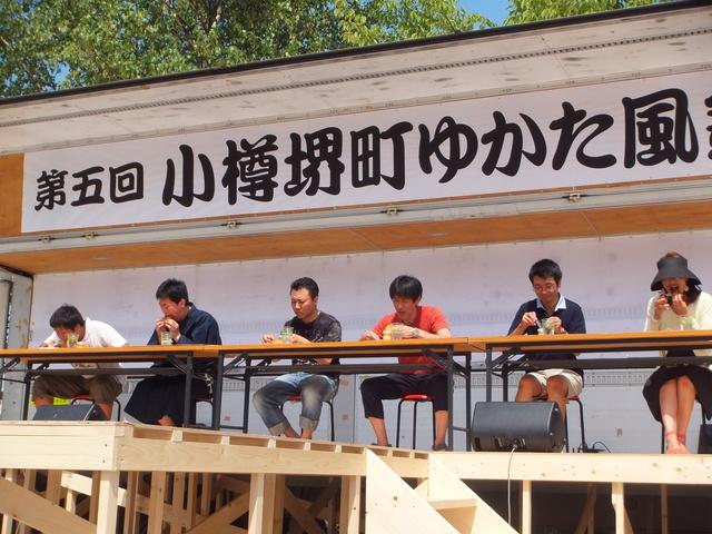 全国の個性溢れるガラス風鈴が結集!小樽堺町ゆかた風鈴まつり開催