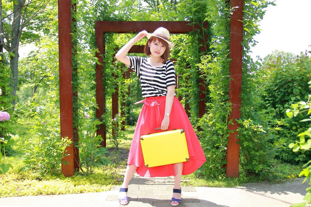 撮りたくなる新ドレスガーデンが誕生!上川町でフォトジェニックな旅