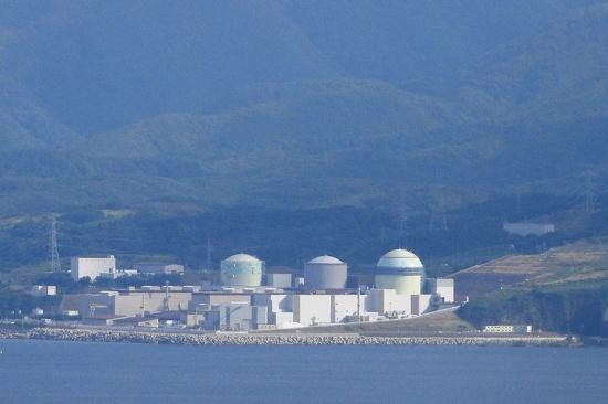 安全対策が急がれる北海道電力・泊原子力発電所