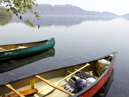 カヌーで支笏湖を満喫!支笏ガイドハウスかのあ「SotoCafe」ツアー体験