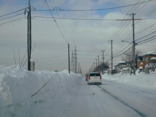 道内各地の初雪と根雪とは?
