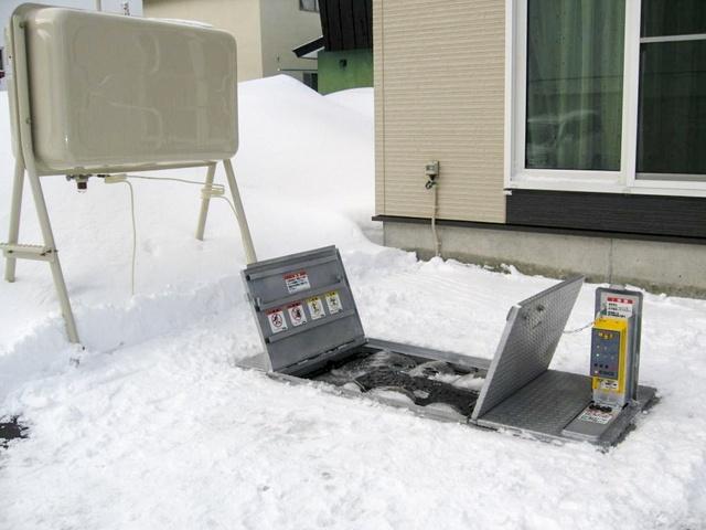 雪かきの憂鬱やご近所トラブルを解消!融雪機・除雪機導入のススメ