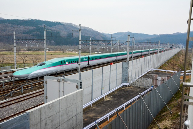 北海道新幹線を撮影するならココへ!沿線ビューポイント4選+α
