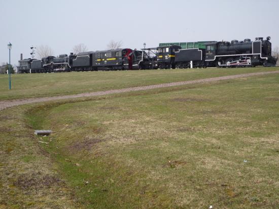 しづか号機関車などを鉄道記念物に指定