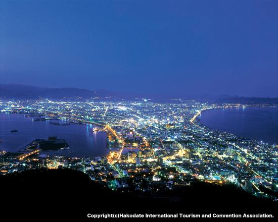 北海道三大夜景ってどこ?北海道内の有名夜景スポットをご紹介!