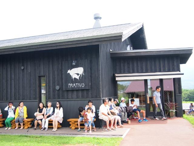 ニセコの大自然を「五感」で感じるレストラン『プラティーヴォ』