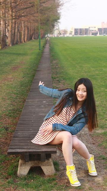 歩いて5分以上かかる!世界最長だった帯広緑ヶ丘公園の400mベンチ