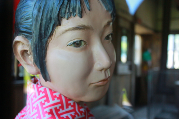 NHKドラマ「すずらん」撮影の地に残る昭和の風景―「明日萌駅」