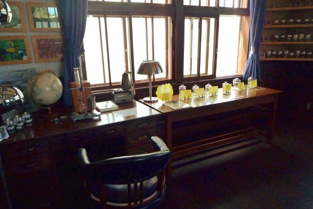 ビーンズさんの自宅で寛ごう!中札内の豆資料館「ビーンズ邸」