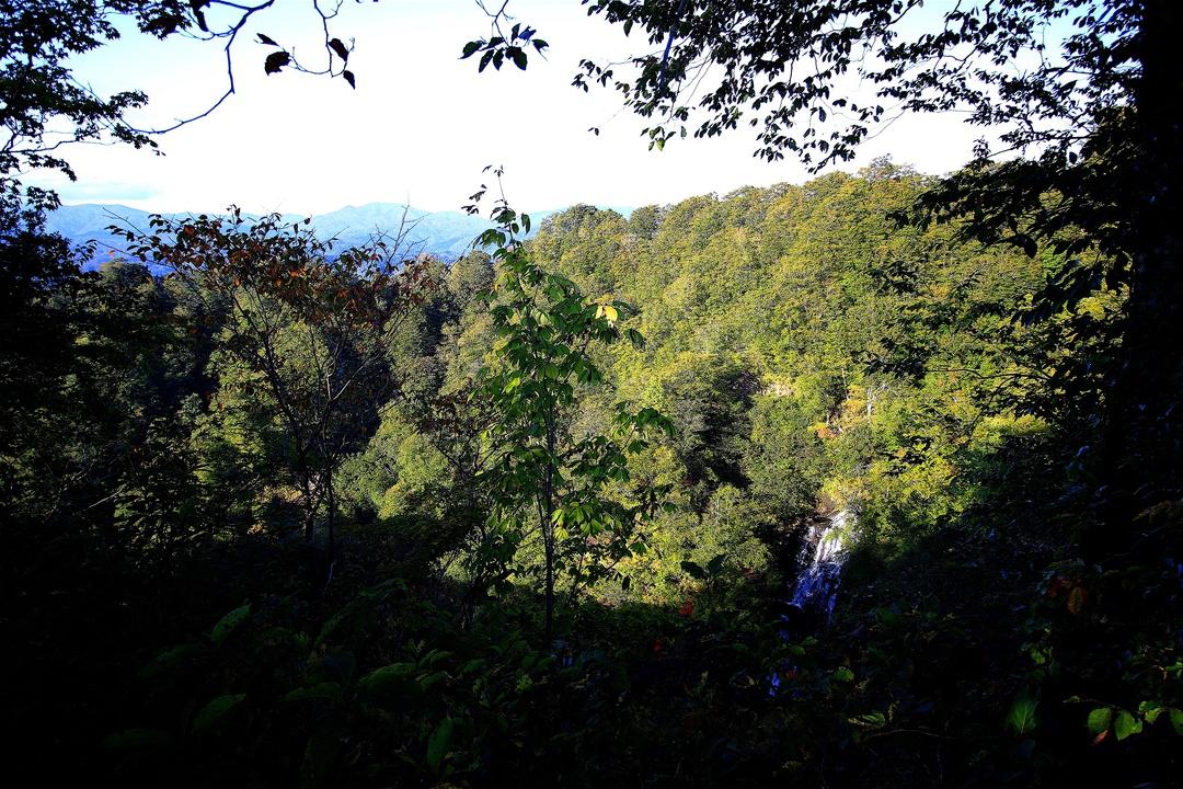 平成になって発見された滝が長万部町にある!「茶屋川の滝」アタック