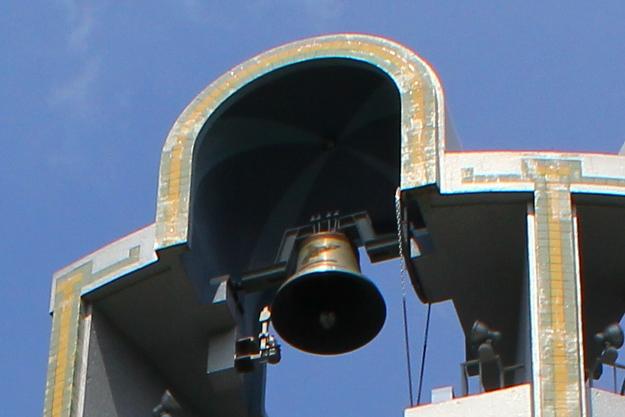 フランスの音色が大雪山にこだます「大雪展望台エスポワールの鐘」
