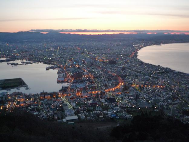 知る人ぞ知る函館夜景の意外な楽しみ方「朝夜景」のすすめ