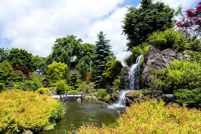 趣味ではじめた庭づくりが観光地に―帯広「十勝ヌップクガーデン」