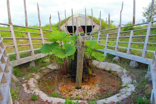 音更町郊外には「水の神殿」という神秘的な庭園がある!