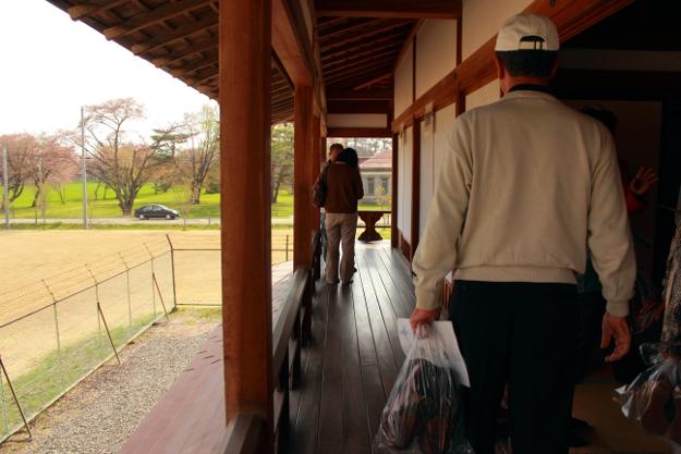 見応え十分!桜の時期だけ入れる貴賓舎「龍雲閣」