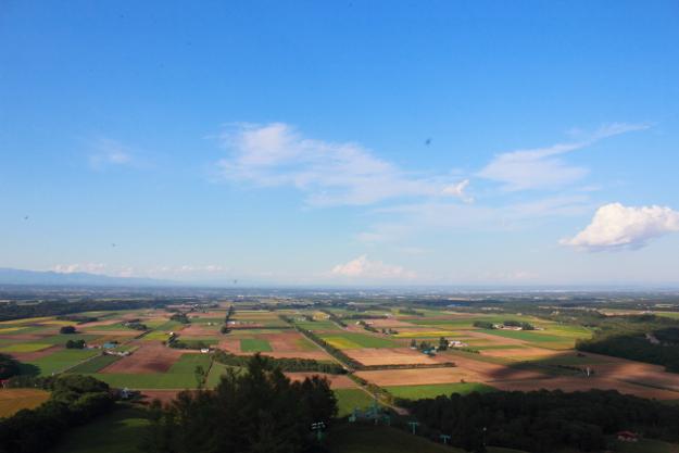 これぞ感動風景!「新嵐山スカイパーク展望台」で十勝平野の広さを実感