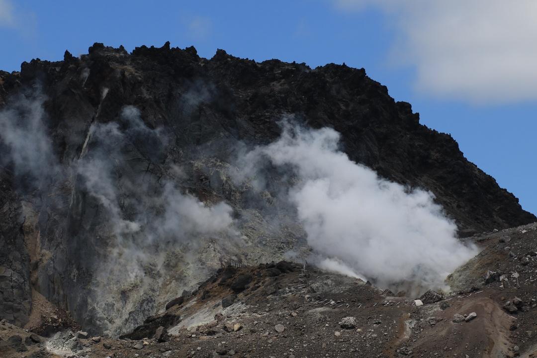 登山初心者におすすめ!活火山「樽前山」の外輪山を一周してみた