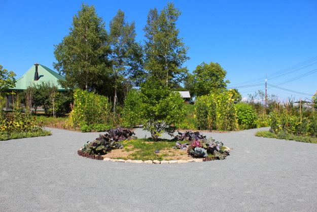 花園と平野の眺望は贅沢もの! 丘の上のオアシス「十勝ヒルズ」