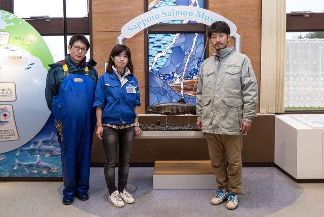 札幌のサケの生態がみるみるわかる!「豊平川さけ科学館」
