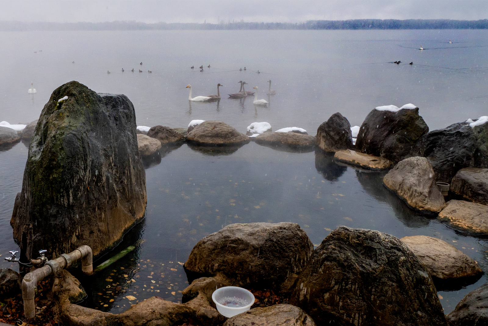 屈斜路湖・川湯温泉周辺の無料で楽しめる足湯・露天風呂10選