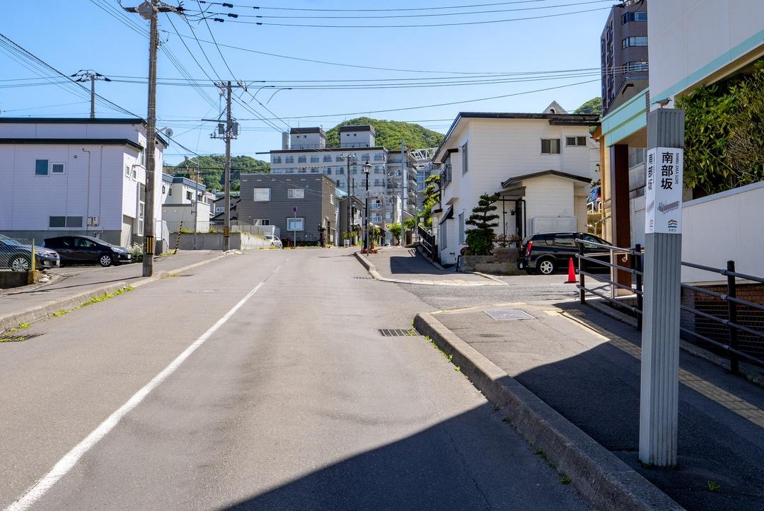 函館山山麓の19坂を全制覇!上からと下からの景観をご紹介します