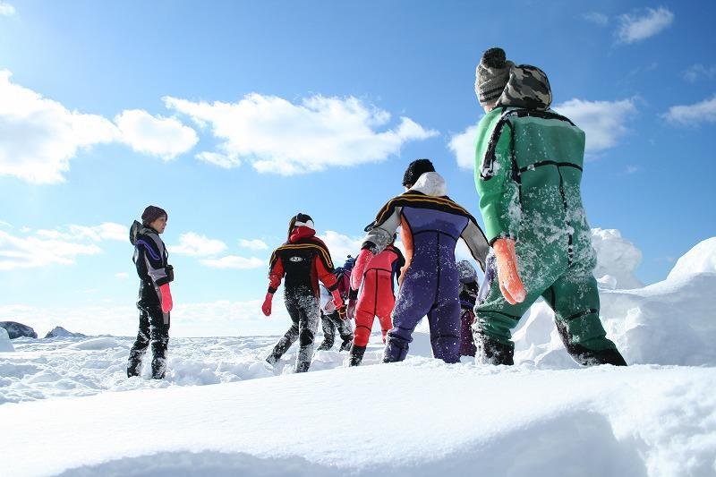 流氷で遊ぶならコレ!ツアー主催者に聞く『流氷ウォーク』の魅力とは?