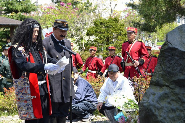戊辰戦争最後の戦いを再現!箱館五稜郭祭に密着