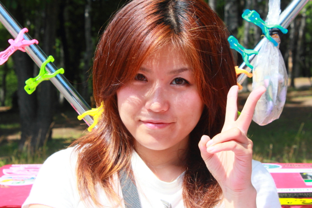 日本一周旅をする朝倉くみこさんにインタビュー