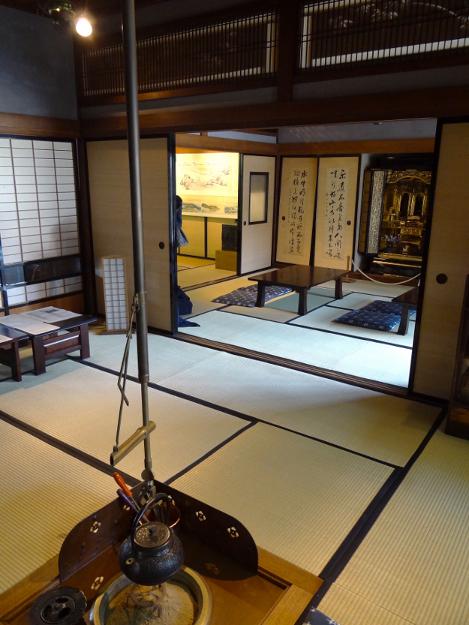 釧路の古築探訪(2)米町ふるさと館(旧田村邸)