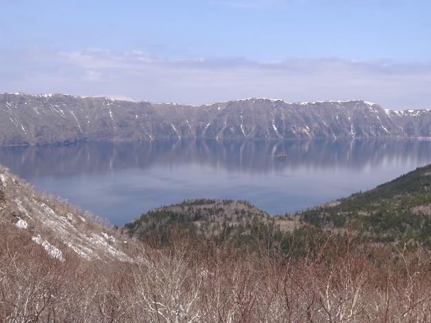 摩周ブルーを堪能!カムイの山「摩周岳」