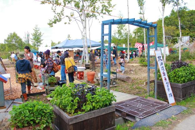 20種類以上の金魚が一堂に! 月形町で「第一回北海道金魚祭り」開催