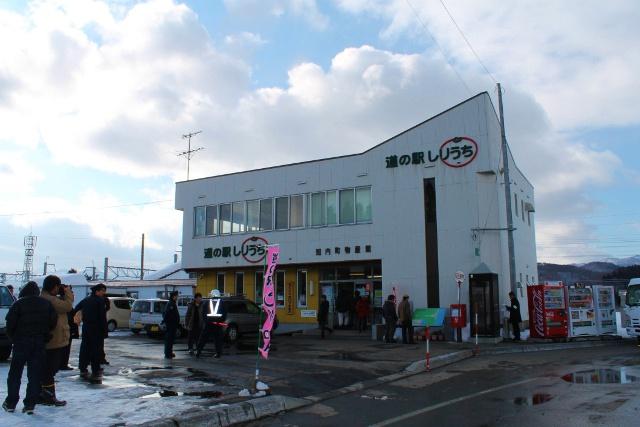 さようなら海峡線・知内駅―地元住民らが最終列車をお見送り