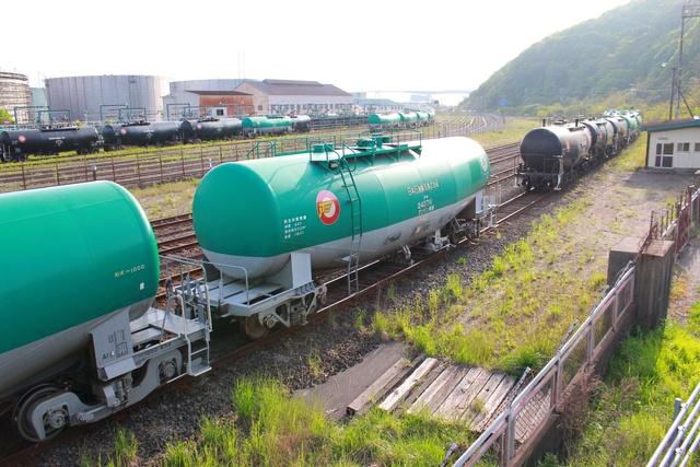 道内唯一の石油輸送貨物列車が5月で廃止―「タキ」姿を消す