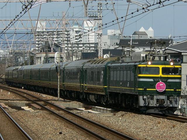 札幌~大阪間の日本最長の寝台特急トワイライトエクスプレス廃止が決定