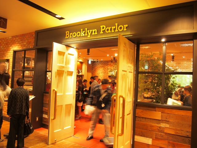 Brooklyn Parlor SAPPOROでニューヨークに思いを馳せて優雅な時間を