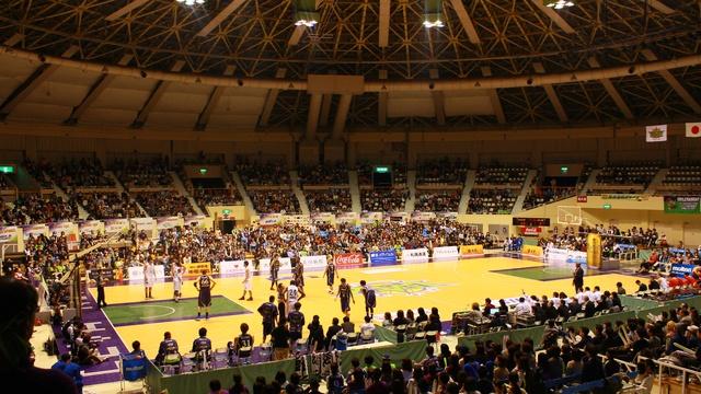 レバンガ北海道ホーム開幕戦勝利!チーム史上最強とされる今季に期待