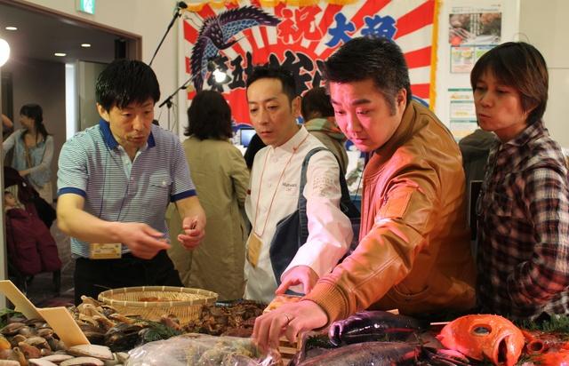 函館発の「世界料理学会」大盛況!「魚の神経締め」実演に注目集まる